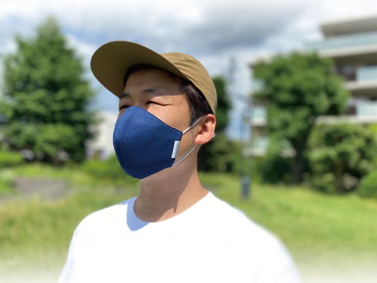 マスク クラウド ファン ディング