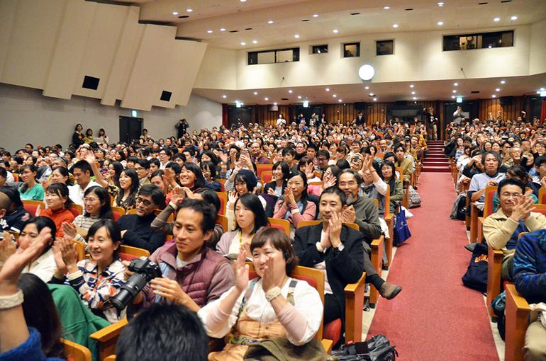 2017年フォーラムの様子(日本教育会館)