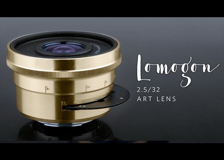 ロモグラフィー最高傑作。冒険心をくすぐるワイドレンズ Lomogon 2.5/32 Art Lens