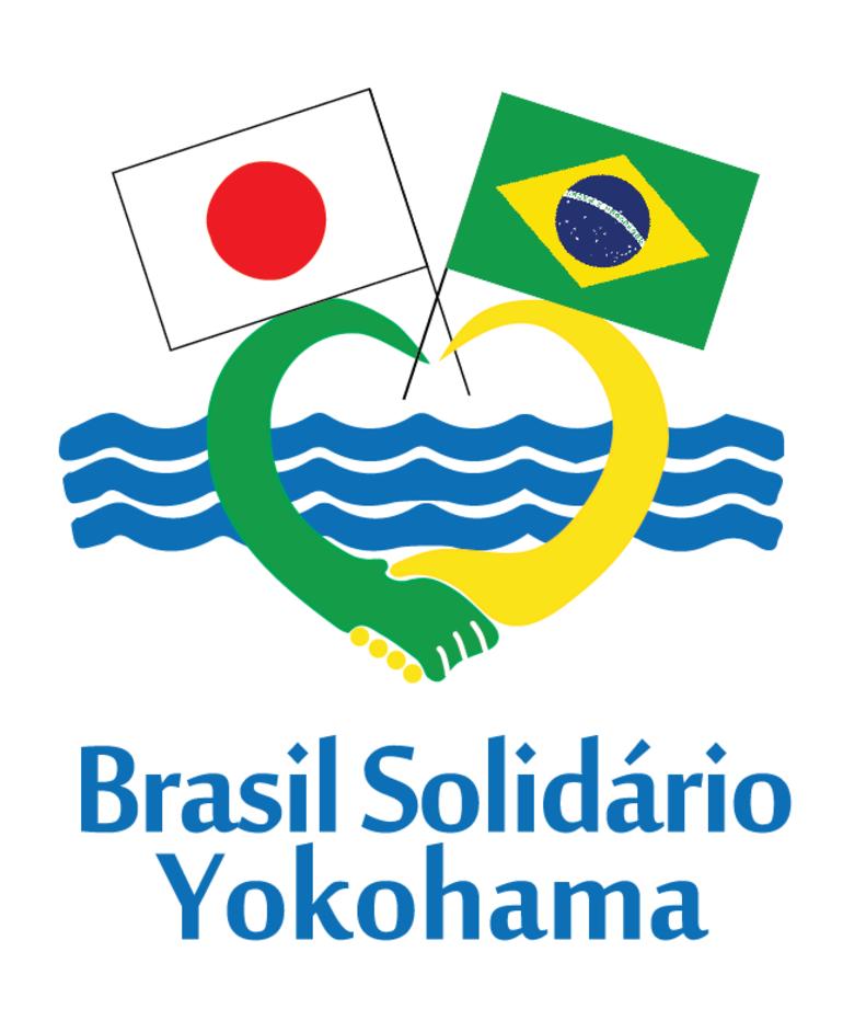 ブラジルsolidário横浜ロゴ