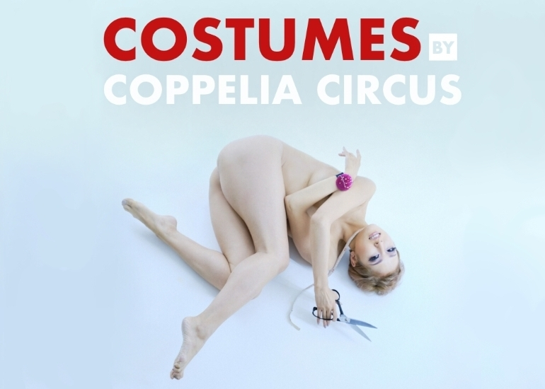 「COSTUMES by COPPELIA CIRCUS」制作プロジェクト★