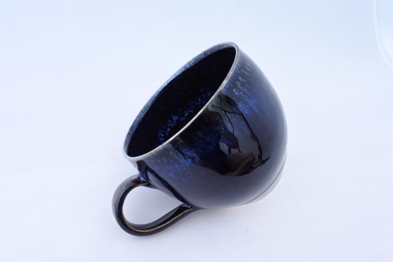 ★コーヒーカップ「幽美」(プラチナ彩)★