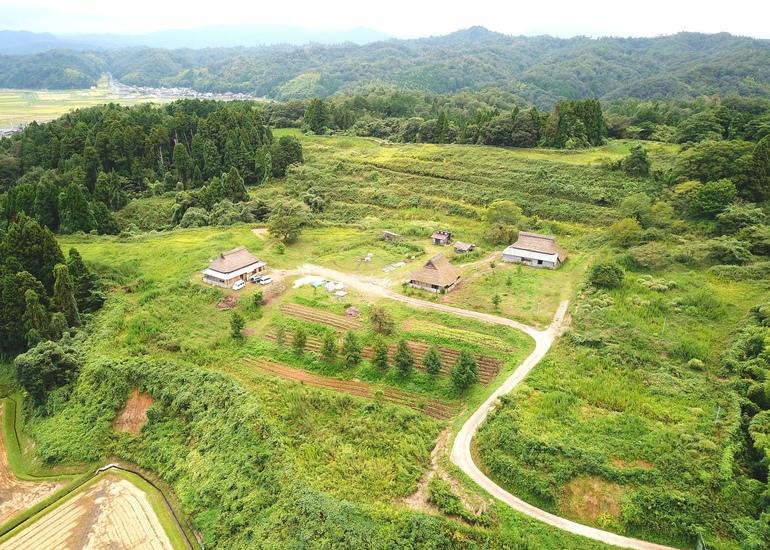 丹後半島で桃源郷「五十河茅葺き村」を創るプロジェクト。 「古き良き」と「新しき良き」の融合した村づくりに参加しませんか?