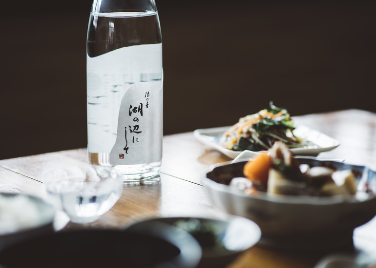 浪乃音酒造の新たな挑戦!滋賀県産米を23品種ブレンドした日本酒『湖の辺にして(このへんにして)』が誕生。