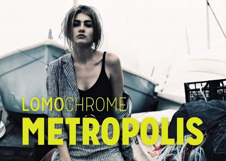 ロモグラフィー初のフィルムプロジェクト。ドラマチックな色を楽しめる 35mm、120、110、16mm。