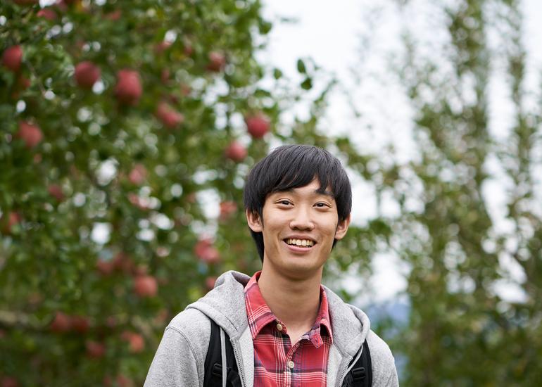 """""""りんご""""と""""笑い""""の青春映画「実りゆく」の全国公開を応援しよう!"""