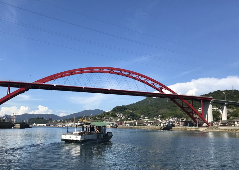 日本一短い定期航路「音戸渡船」を未来へ残したい!存続をかけた「音戸渡船みらい基金」プロジェクト