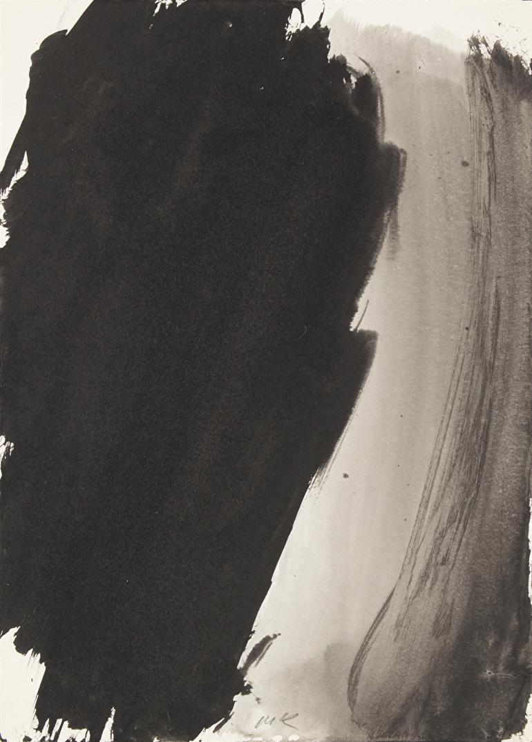 紙・墨又はアクリル, 約275×約195㎜(作品サイズ), 額装済み