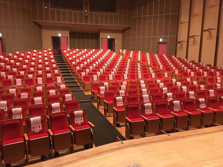 8月5日・6日の会場となる江東区文化センター