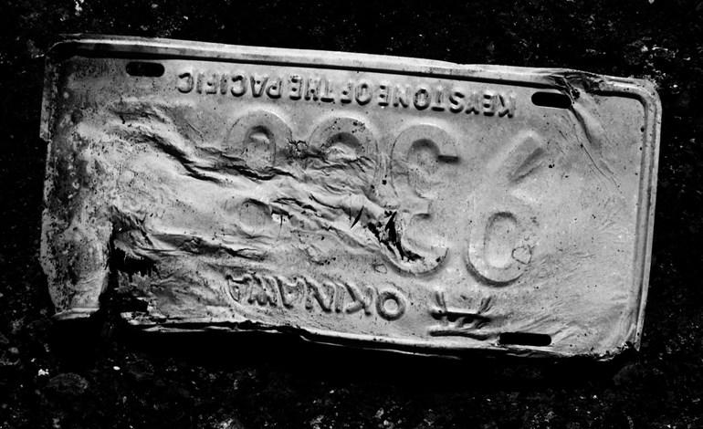 コザ暴動、焼かれた太平洋の要石1970 /写真・大城弘明