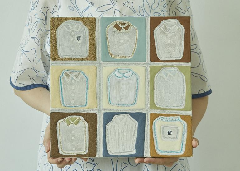 若手日本画家 杉山佳 画集出版プロジェクト