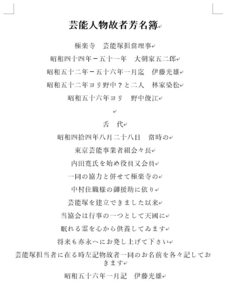 東京漫才師たちが贈る魅惑の世界。人名事典+資料控『東京漫才師大系 ...