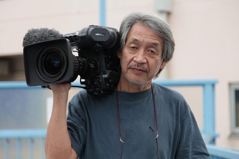 山崎は是枝監督の映画撮影もしているカメラマンです