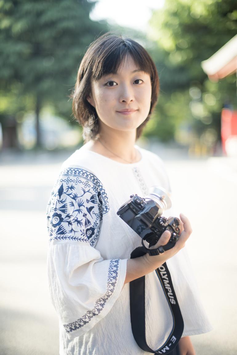 フォトジャーナリスト・安田菜津紀さん